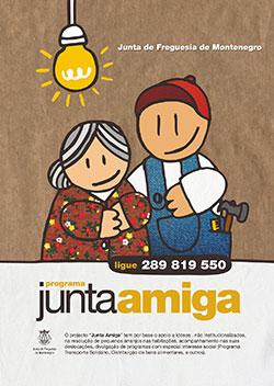 juntaamiga face small